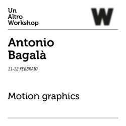 workshop motion graphics | capodilucca